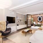 9 Commerce St interior family room