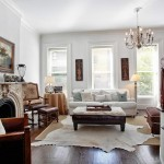 251 East 61st Street, Living Room