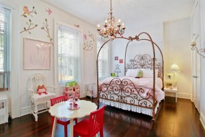 251 East 61st Street, Bedroom