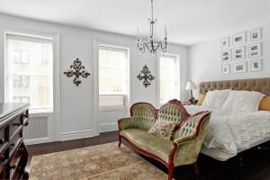 251 East 61st Street, Master Bedroom