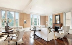 Annie Liebovitz new home interior