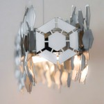 Beeline light, part of Linear Suspension series designed by David D'Imperio