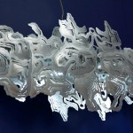 Atlas light, part of Linear Suspension series designed by David D'Imperio