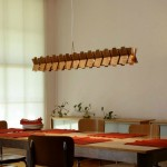 Abacus light, part of Linear Suspension series designed by David D'Imperio