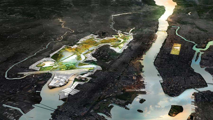 New Meadowlands rendering