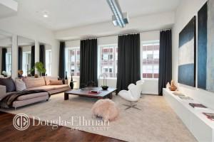 47 Murray Street, PH living room