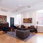 565 Broadway, 5W living room