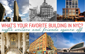 favorite nyc buildings