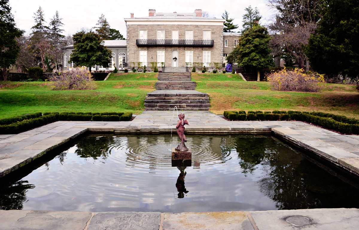 The Bartow Pell Mansion