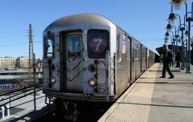 nyc, subway, mta, 7 train, public transportation, straphangers campaign, state of the subway, mta subway