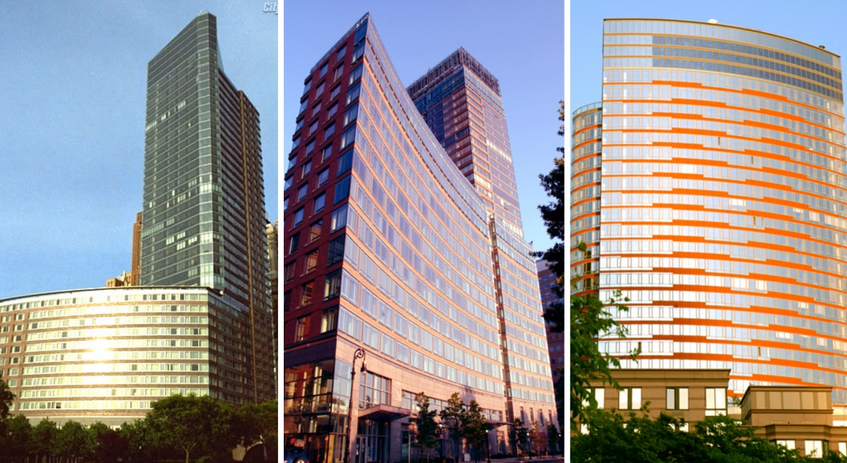 Battery Park City, Riverhouse, Residences at the Ritz Carlton, Visionaire