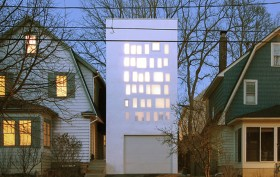 Para-Project, Van Alen Institute, Syracuse New York, Haffenden House