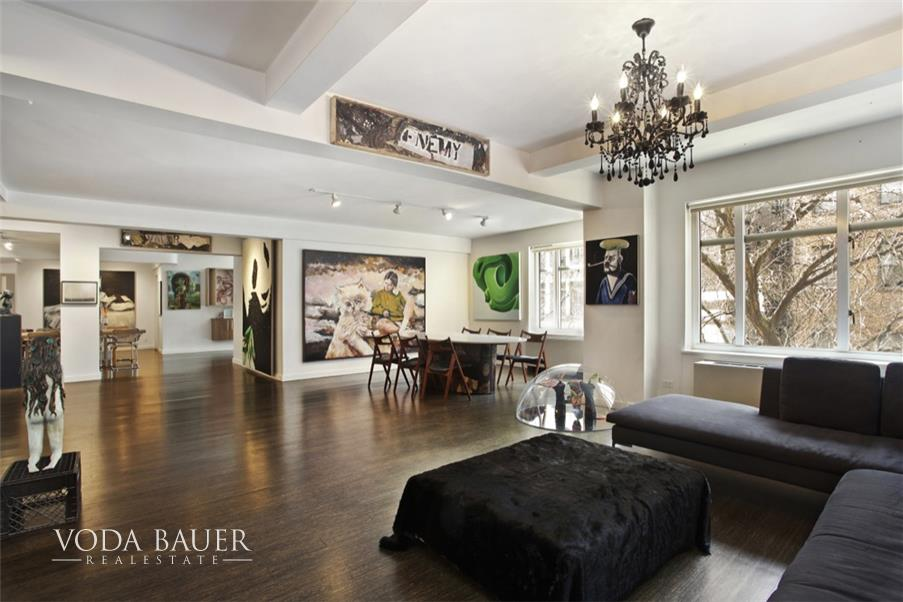 $4.6 Million Gallery Esque Upper East Side Apartment Is A Work Of Art