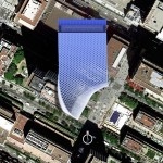 Paolo Venturella, Flex Tower, NYC architecture ideas, photovoltaic panels