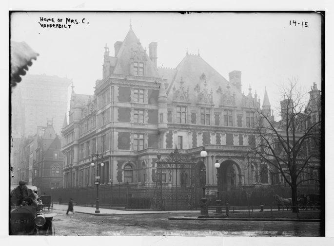 Cornelius Vanerbilt II Mansion-Fifth Avenue-NYC