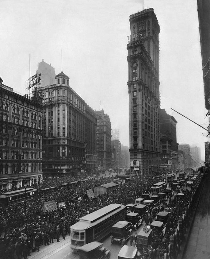 times square 1910, times square, historic times square, 20th century times square, historic photos of times square