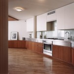 Specht Harpman, Eiche Residence, East Village modern design, interior design with straight lines, modern kitchens,