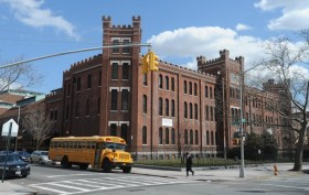 williamsburg armory, brooklyn armory