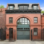 Clinton Hill real estate, Clinton Hill rentals, Clinton Hill Historic District, Brooklyn carriage houses, carriages houses for rent, modern carriage house, 407 Vanderbilt Avenue