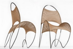loop de loop, William Pedersen, chair design