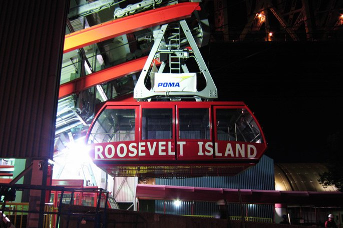 Poma Roosevelt Island Tramway