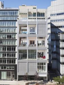 metal shutter houses, shigeru ban, shigeru ban NYC