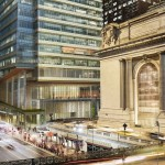 new developments in NYC, buildings under de Blasio's plans, SL Green buildings, Buildings by Grand Central Terminal, Vanderbilt Corridor, one vanderbilt,Kohn Pederson Fox, sl green