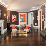830 Park Avenue #PARLOUR, George and Edward Blum, grand duplex maisonette