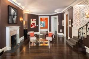 830 Park Avenue #PARLOUR, George and Edward Blum, grand duplex maisonette