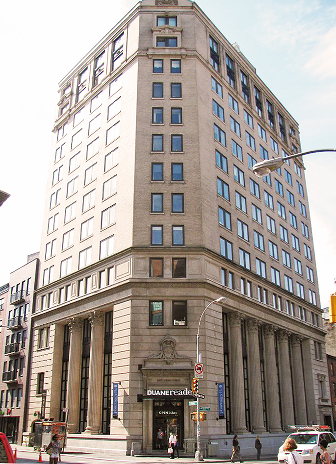 The East River Savings Bank, now a Duane Reade.