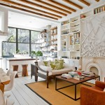 The Brooklyn Home Company, Brooklyn interior design, Parkslope townhouses, Brooklyn brownstone renovations, original ceiling beams