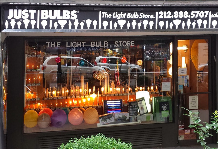 just bulbs nyc, justbulbs, just bulbs