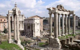 rome forum, rome landmarks, rome sightseeing