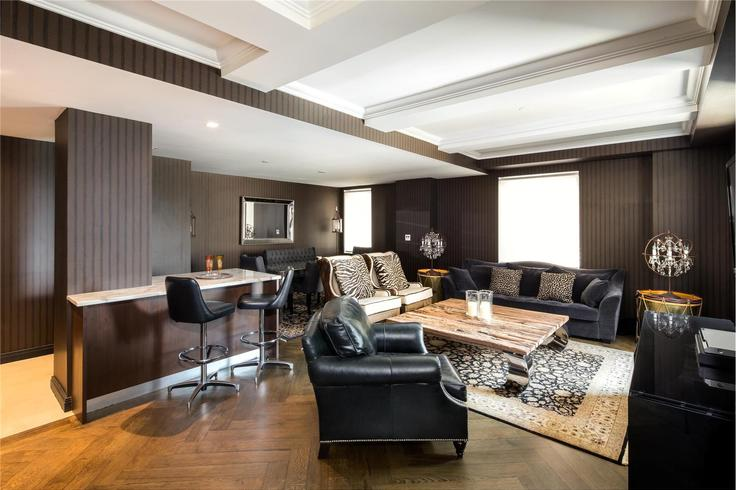 Essex House, Liam Gallagher's apartment interior, Oasis singer apartment for sale