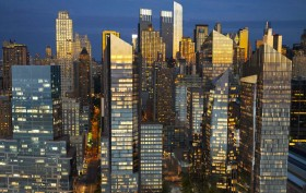 Extell, Riverside Center, Trump, Riverside Center, Elad, Silverstein, Upper West Side, Christian de Portzamparc