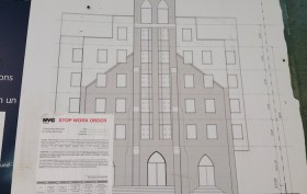 1010 bedford avenue bed stuy church design, 1010 bedford avenue, bed stuy church design