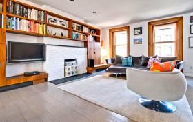 44 Tompkins Place #3 interior, Justin Frankel, Winamp creator's home
