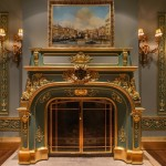 12 East 69th Street, Vincent and Teresa Viola, NYC mansions, Upper East Side mansions, biggest NYC houses, most expensive NYC real estate listings, gilded fireplace