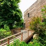 Ryall Porter Sheridan Architects, passive house, Orient House IV, clad in wood, Long Island