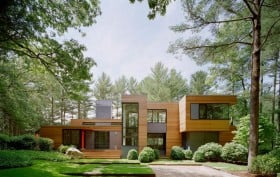 Robert Young Architecture & Interiors, Kettle Hole House, East Hamptons architecture, East Hamptons interior design, contemporary home renovations