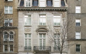 Cartier Townhouse, Upper East Side townhouse, Historic Buildings, Andre Tchelistcheff Architects