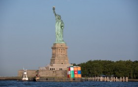 Rubik's Cube, Erno Rubik's birthday, Statue of Liberty