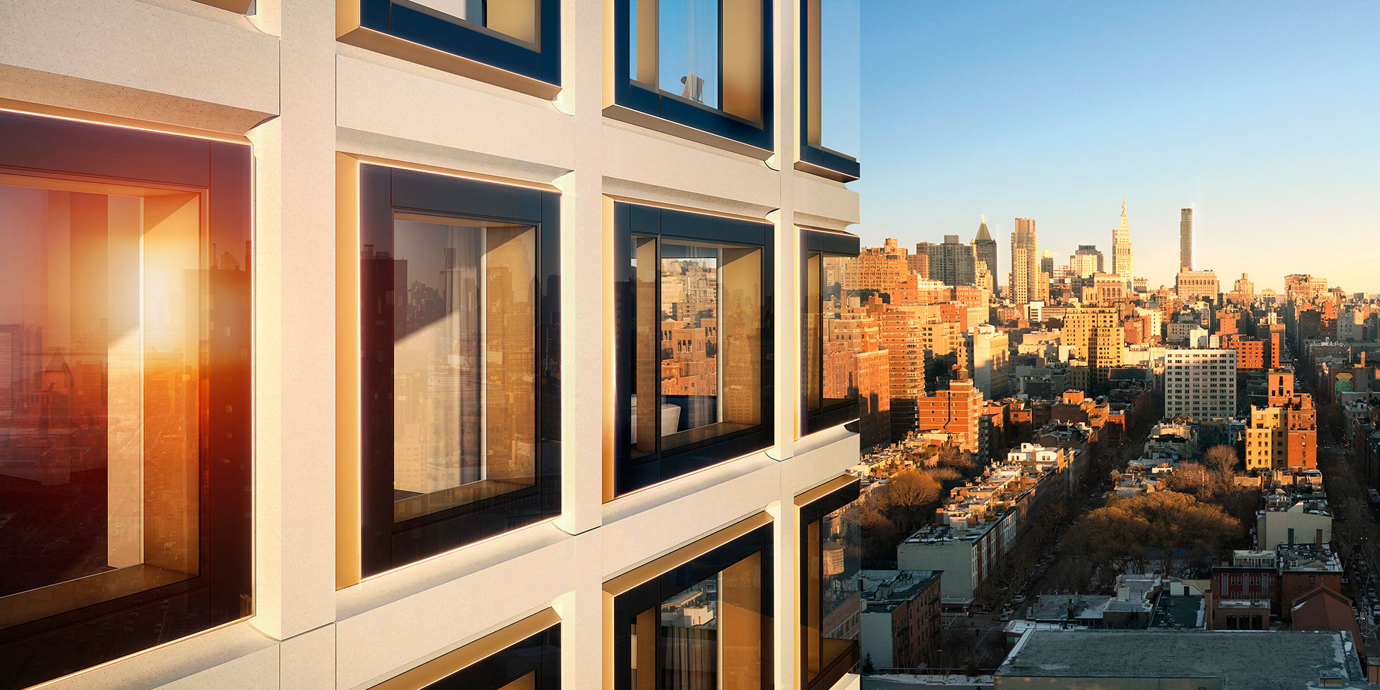 551West21 by Norman Foster, Norman foster, 551w21, starchitecture chelsea, foster+partners, 551w21