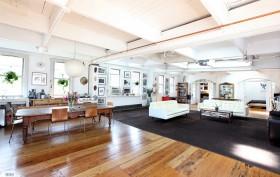 135 Hudson Street #6R, artist's studio, Kimball & Ihnen