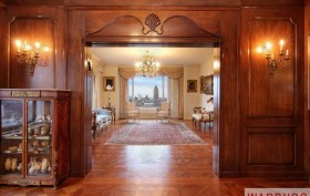 980 5th Ave 22A, co-op interior, amazing views