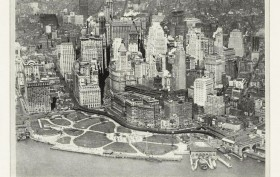 nyc skyline 1900s, nyc 1920, historic nyc, old nyc skyscrapers