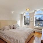 520 Laguardia Place 6N, Katia Bouazza apartment, beamed ceilings