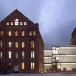 Steven Holl Architects, Pratt Institute Higgins Hall Insertion, Pratt Institute architecture