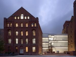 Steven Holl Architects, Pratt Institute Higgins Hall Insertion, Pratt Institute architecture