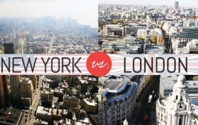 New York vs. London, NYC real estate, London real estate, NYC real estate comparisons